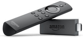 TV Stick In All Black Exterior