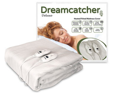 Comfy Double Electric Blanket Dual With Remotes