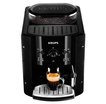 Espresseria Auto Bean To Cup Machine In All Black