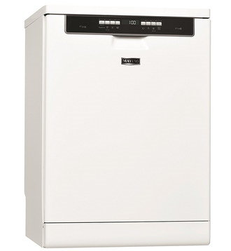 Free Standing Dishwasher In All White
