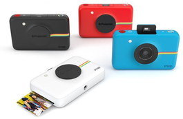 Multi Colour 5 Snap Digital Cameras