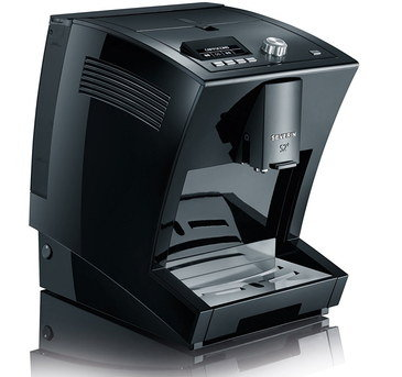 Bean Cup Coffee Maker With Controls On Top