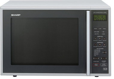 40L Fan Convection Oven With LCD Screen