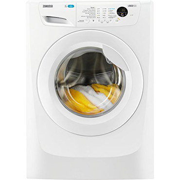 Automatic 7Kg Washing Machine With Black LED