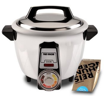 how to cook medium grain rice in a rice cooker