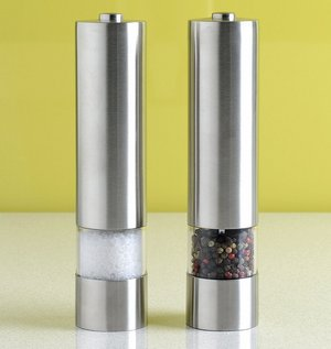 10 Best Electric Salt And Pepper Mill Sets For Showing Off