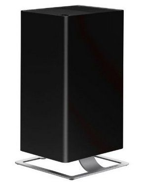 Carbon Filter Air Purifier In All Black Finish