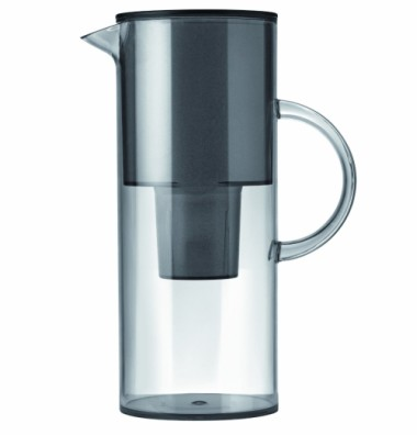 Stelton Purified Water Filter Jug With Round Handle