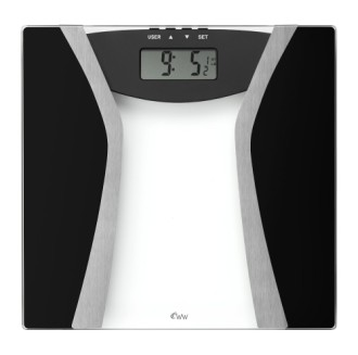 Weight Tracker Scales In Black And Grey