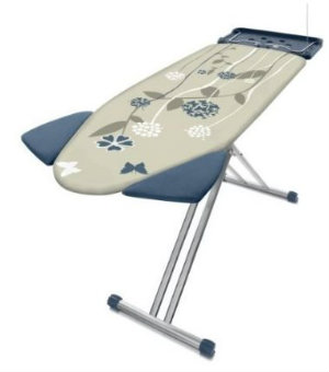 Easy 8 Ironing Board With Wide Shoulder Wing