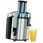 Philips Juicer With Glass Orange