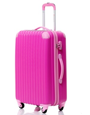 Best 4 Wheel Hard Shell Suitcase UK - Our Lightweight Top 10