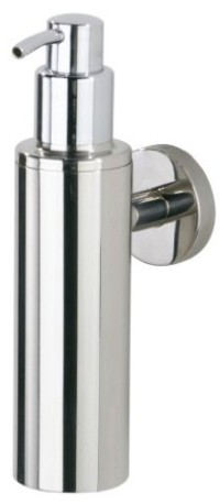 Stainless Steel Bathroom Soap Dispenser With Wall Mount