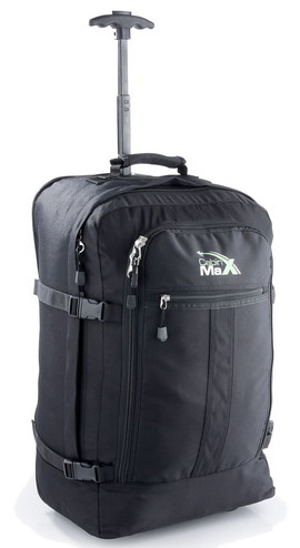 Buy Hand Luggage Size Suitcase Cabin Approved Bags