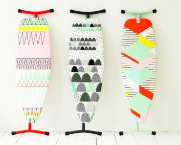 Dunes Brabantia Extra Wide Ironing Boards In Stylish Designs