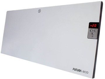 Futura Eco Slim Luxury Electric Panel Heater With LED Controls
