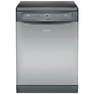 Hotpoint FDEB31010G Experience Dishwasher In Grey Silver