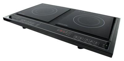 3400 Watts Fast Induction Cooker In Black Finish
