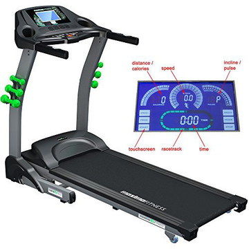 Treadmill Running Machine With Big Deck Area