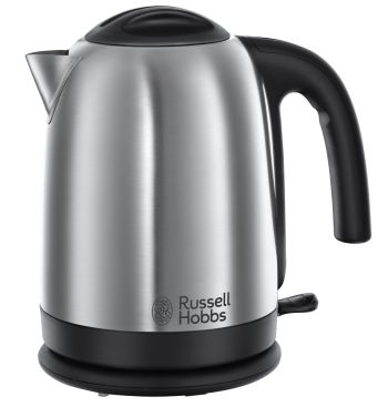 Cambridge Quick To Boil Kettle In Brushed Steel