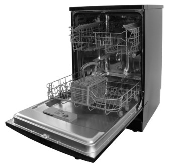 Russell Hobbs Freestanding Dishwasher RHDW2B In Black Finish