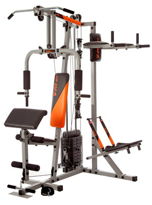 The (VKR) Python Gym In Steel Frame