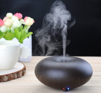 Electric Essential Oil Diffuser With Vapour