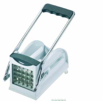 Westmark Potato Chipper Adjustable Blades In White And Steel