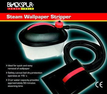 3L Fast Wall Paper Stripper With Black Hose