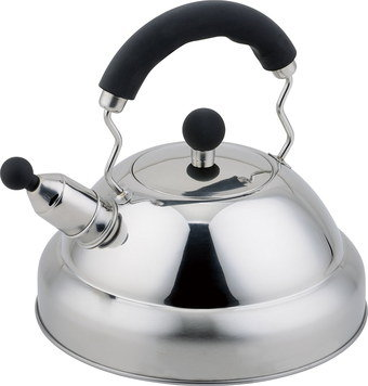 Big Induction Stove Kettle With Circular Base
