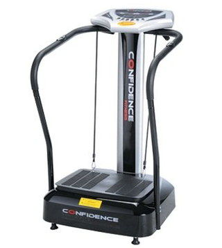 For Training Vibrating Exercise Machine In Black