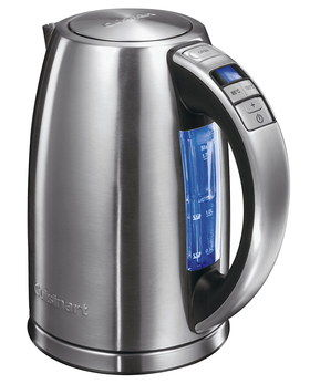 Variable Temperature Kettle With Curve Handle