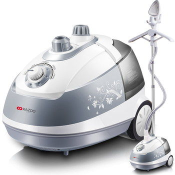 Auto Dress Clothing Steamer With Grey Exterior