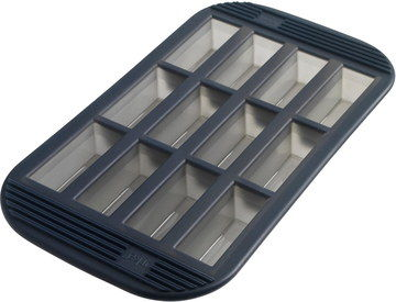 Silicone Mini Loaf Baking Tin With Wide Grips