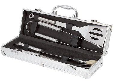 Grill Portable BBQ Tools With Long Handles
