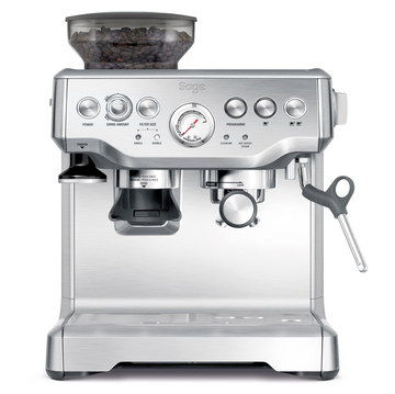 Commercial Filter Coffee Machine In Polished Steel