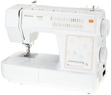 Sturdy Sewing Machine For Novices In White Finish