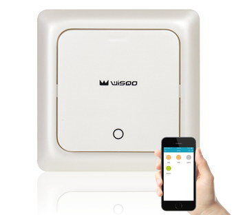 Wireless Home Light Scheduler With APP