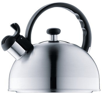 Steel Induction Hob Kettle With Broad Base