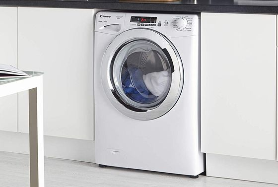 Washing Machine Freestanding In White