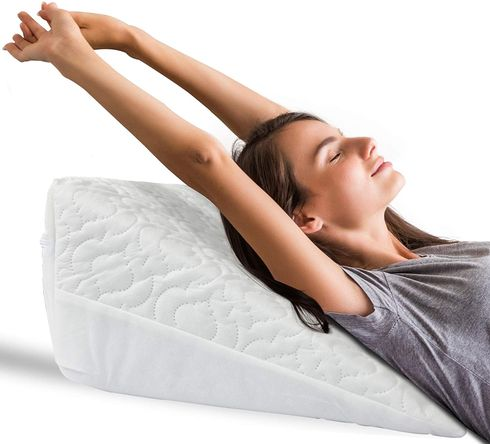 Orthopaedic Wedge Pillow Washable Exterior