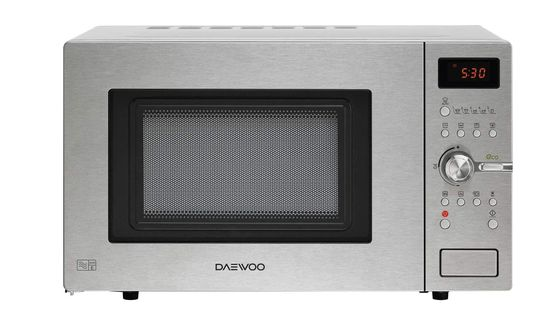 Convection Oven Microwave With Screen