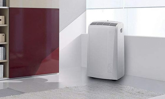 Plug In Air Conditioner With White Exterior