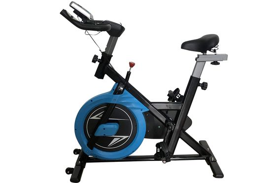 Unisex Spin Cycle Bike In Blue Finish