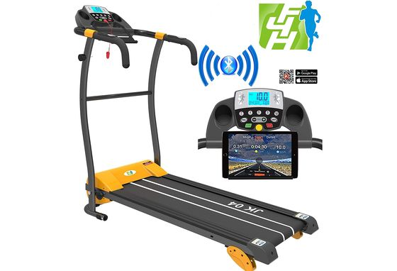 Running Machine Treadmill With Screen