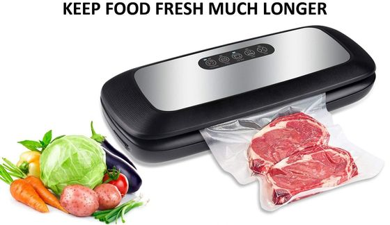 Vacuum Sealer Machine With Chrome Finish