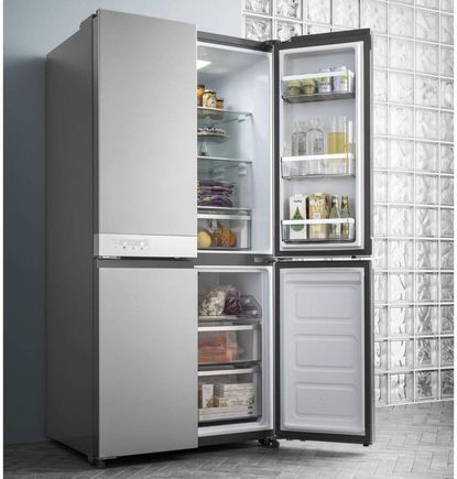 Frost-Free American Fridge Freezer