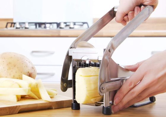 Potato Slicer Machine With Long Handle