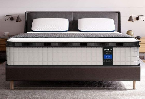 Memory Foam Mattress Super King With Black Rim