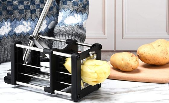 Potato Chip Slicer With Black Frame